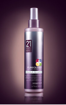 New Colour Fanatic spray by Pureology
