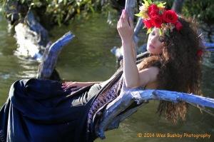 Kimberly Andert Model at Lady by the Lake-2014